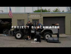 "Bishop+Rook – Defender Rescue Project – ""Defender Disassembly in 10 Minutes ..."