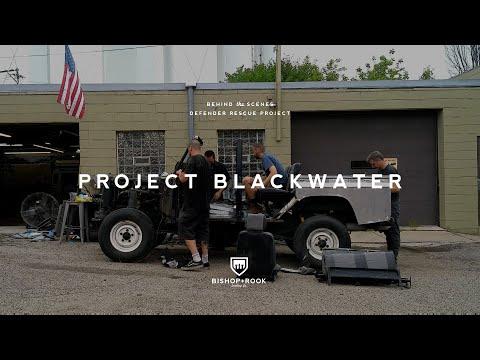 "Bishop+Rook – Defender Rescue Project – ""Defender Disassembly in 10 Minutes"" – Episode 002 Preview"