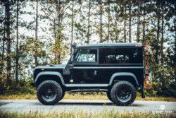 Rebel – Land Rover Defender 90 – 200Tdi