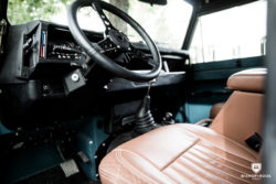 Carmen – Defender 90 Leather Seats