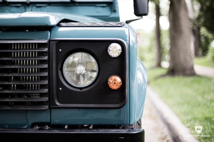 Carmen – Land Rover Defender 90 – Soft-Top – 300Tdi Automatic