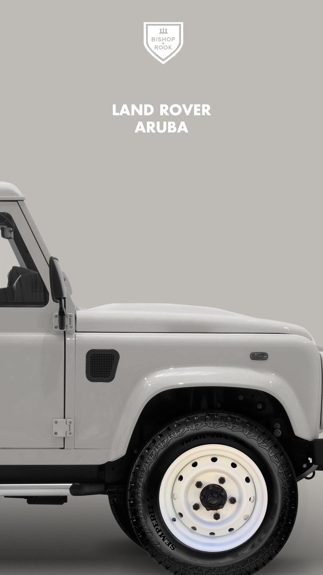 Land Rover Defender – Color Inspiration