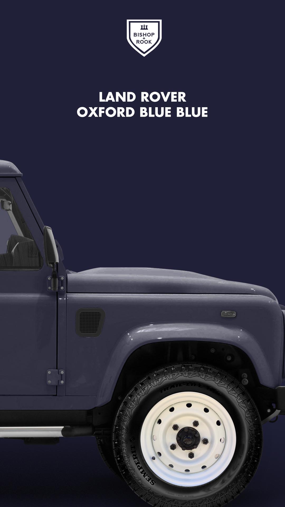 Land Rover Defender Color Inspiration