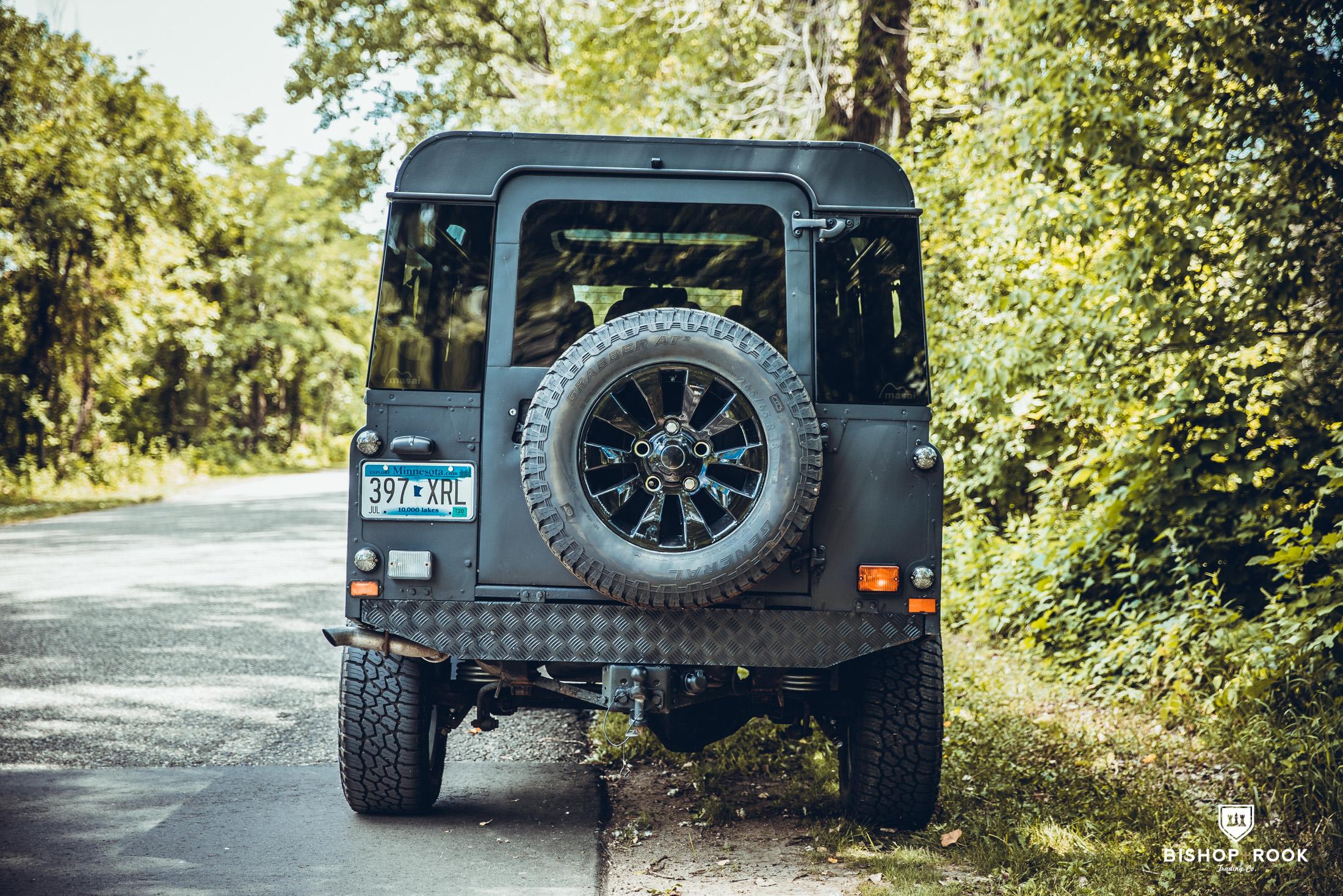 Grim – Land Rover Defender 110 – 200Tdi
