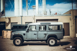 Custom Defender Builds – From Base Donor Vehicle to Final Preservation and Restoration  ...