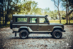 NATO – Land Rover Defender 110 – 200Tdi – Heritage Inspired Land Rover Defende ...