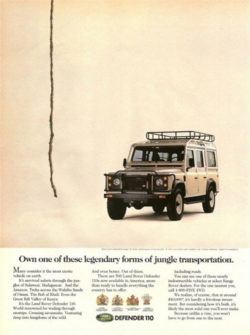 11 of the Best Land Rover Print Ads | FunRover – Land Rover blog & magazine