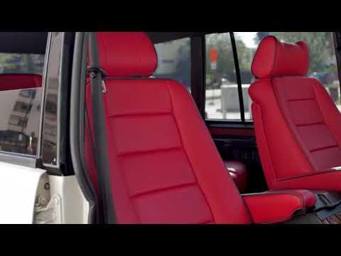 Land Rover Range Rover Classic County long wheelbase – E.C.D. Automotive Restomod Project mit 408 PS