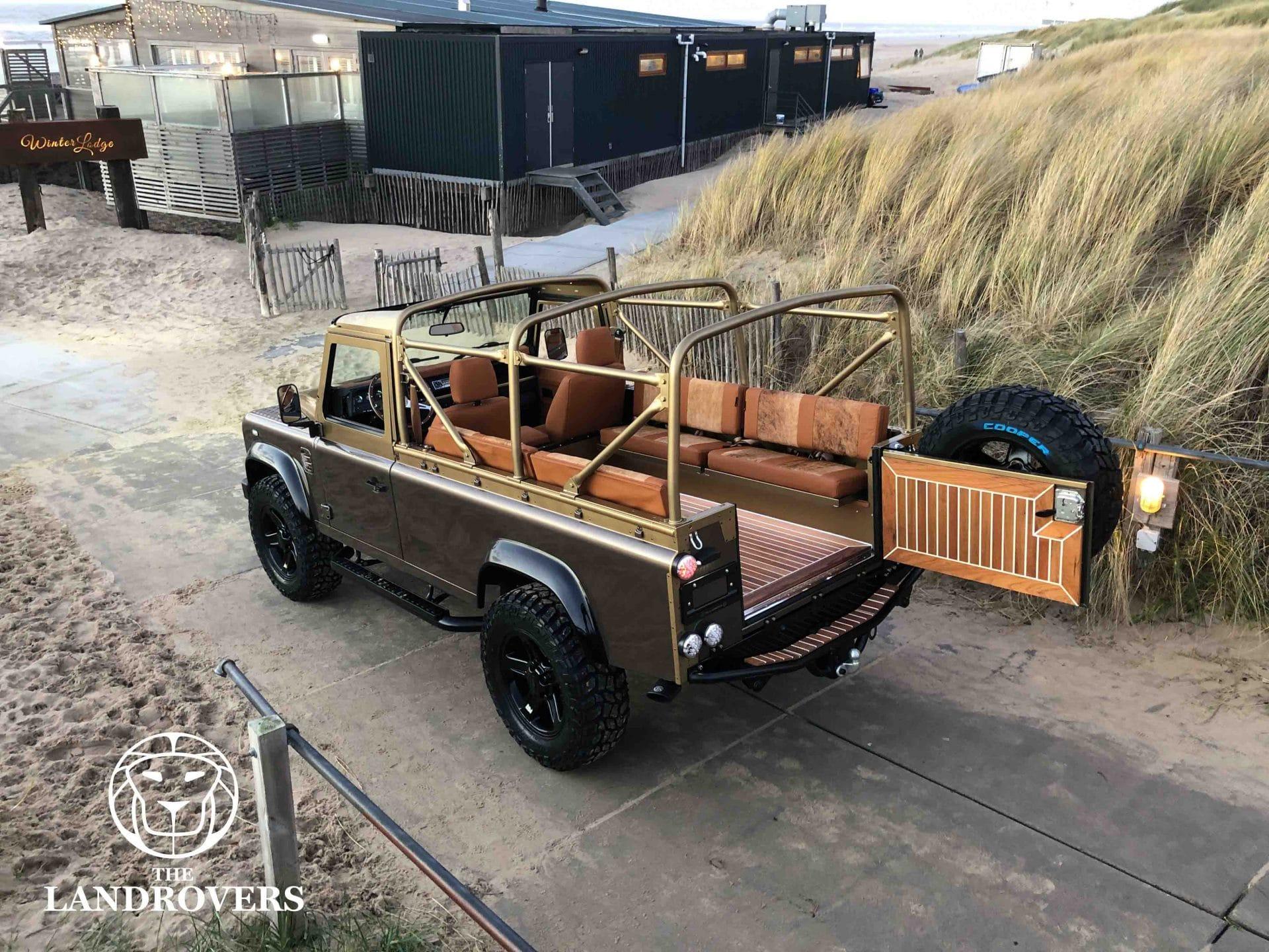 Beachdrifter 004 – The Landrovers