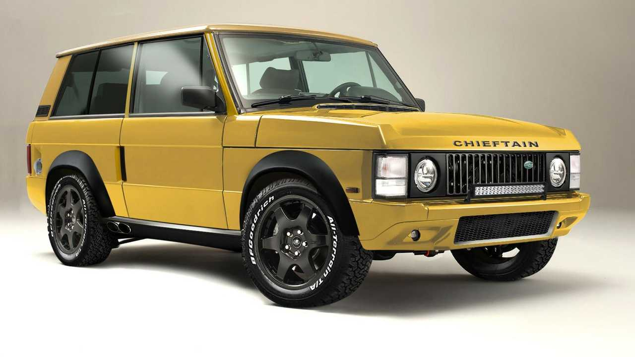 Chieftain Xtreme Land Rover Range Rover