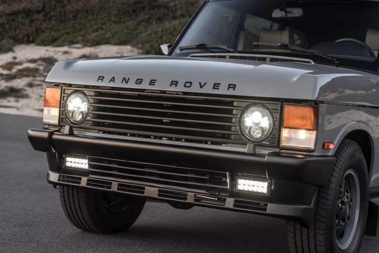 Custom Luxury Range Rover 1