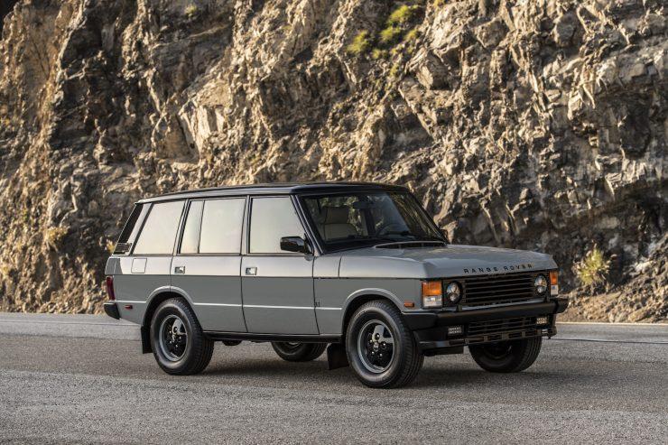 Custom Luxury Range Rover Interior 10