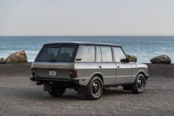 Custom Luxury Range Rover Interior 13