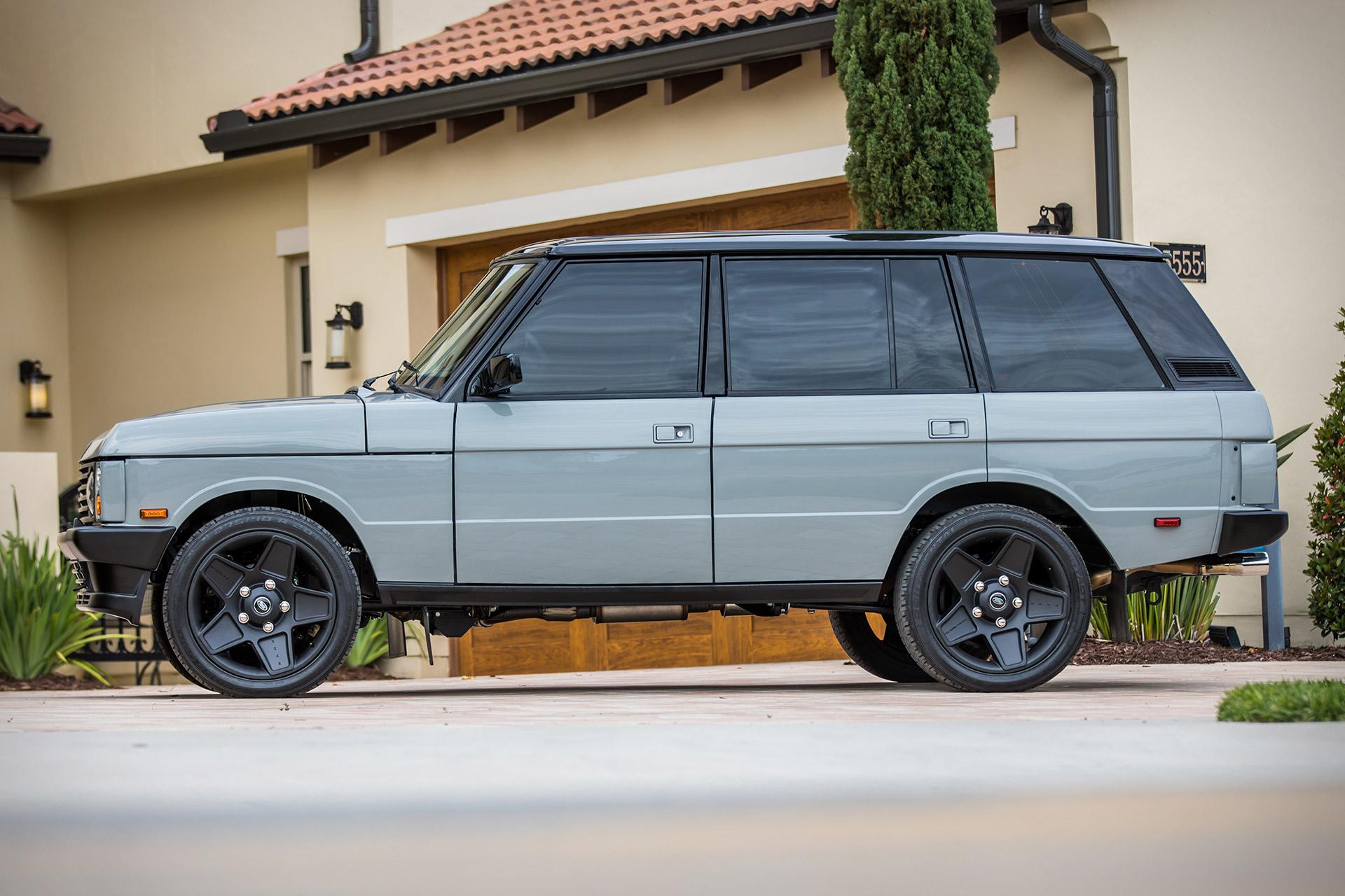 Range Rover Classic – ECD