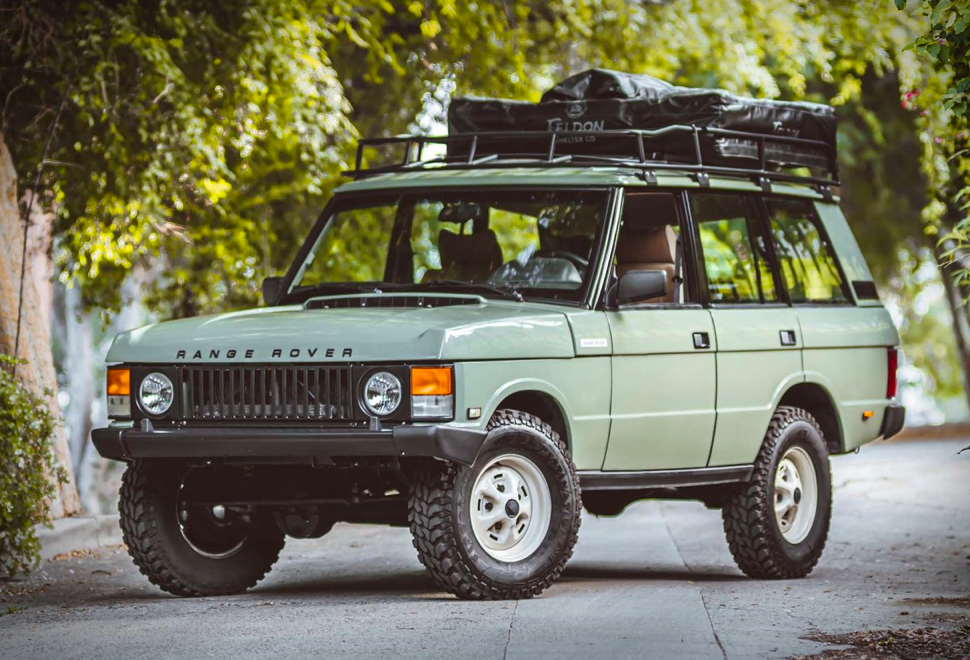 Heritage Range Rover Classic | Image
