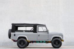 1984 Land Rover Defender – Vintage car for sale