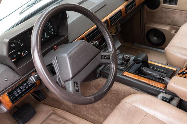 1991 Land Rover Range Rover Classic