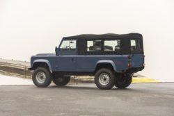 Mid-Century Motoring » 1988 Land Rover Defender 110