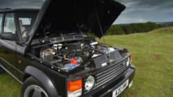 The Range Rover Chieftain Is a Classic Restomod With a Supercharged LS V-8 Engine