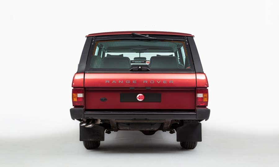 This Is The Best Range Rover Classic To Buy In April 2019   OPUMO Magazine