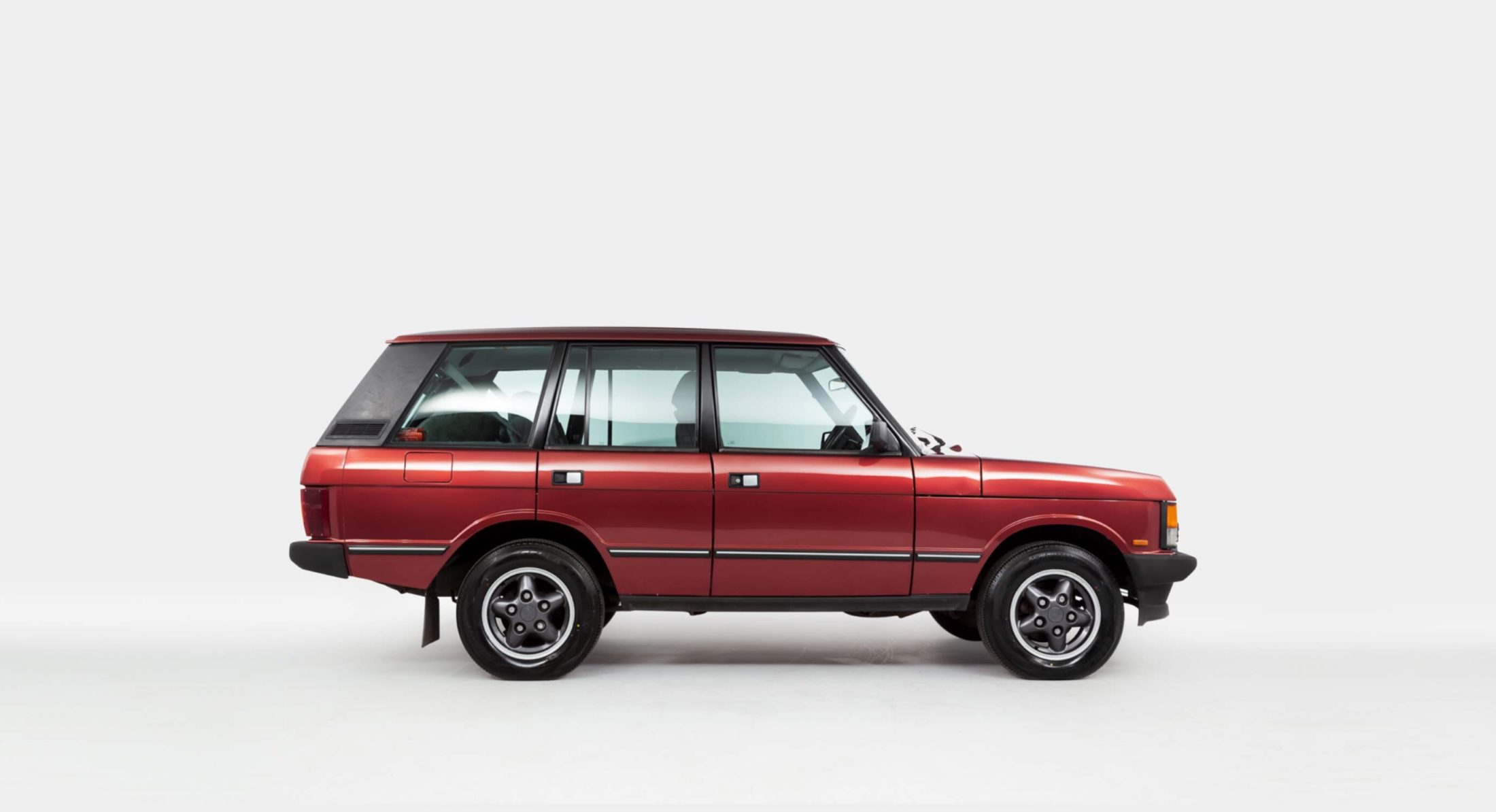 This Range Rover Classic Is The Collector's Car You Need This Week